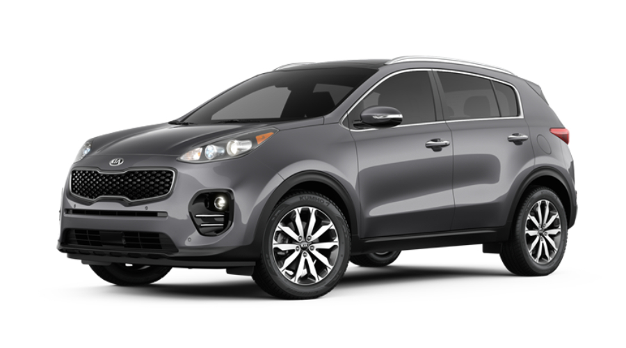 Color Options For The 2019 Kia Sportage