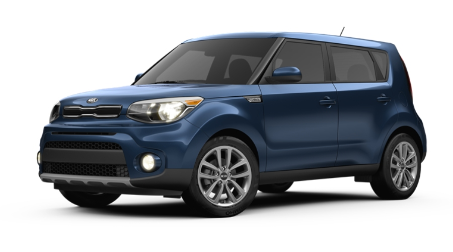 What Colors Does The 2019 Kia Soul Come In