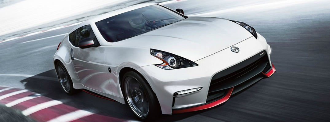 How fast can the 2017 Nissan 370Z go?