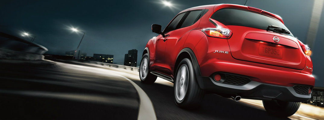 2017 Nissan JUKE available color options