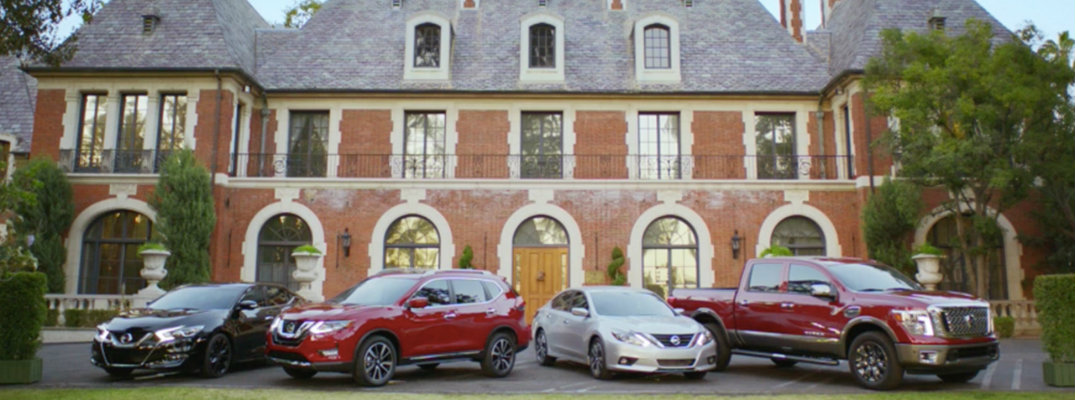 Our favorite Nissan Heisman House commercials