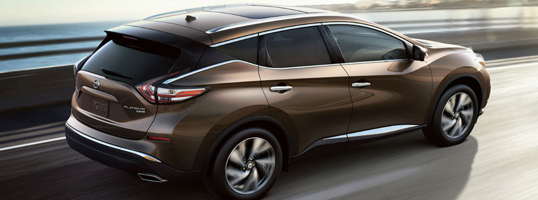 2017 Nissan Murano Technology Features