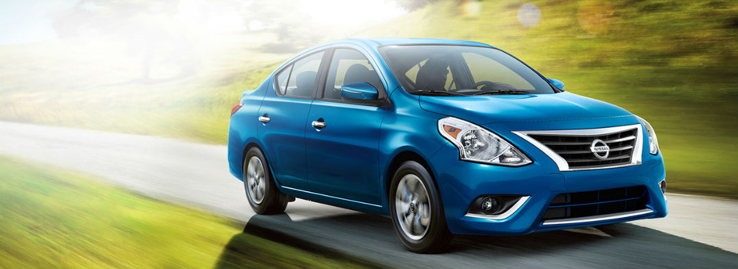 2017 Nissan Versa Sedan Engine Specs