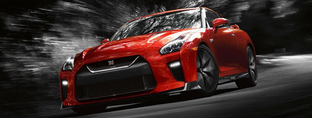 Nissan GT-R shows off its style and sporty looks on Instagram