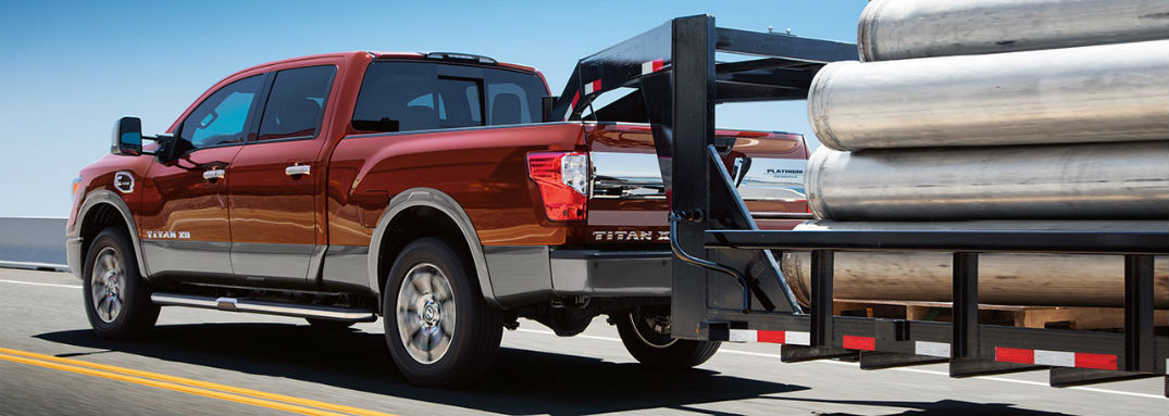 Extreme power and capability of 2017 Nissan Titan XD gives drivers just what they need