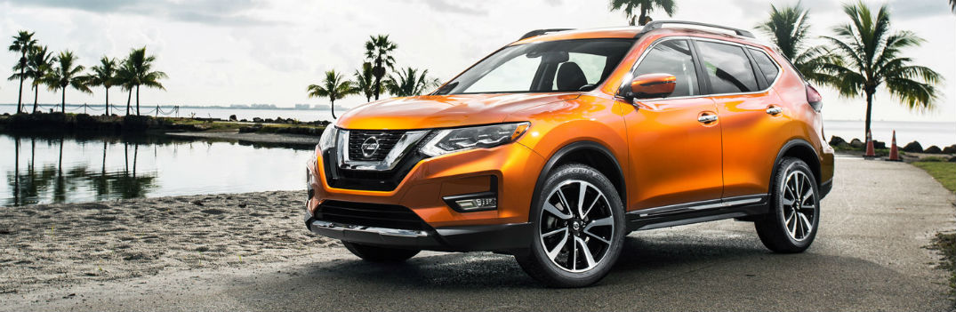 2017 Nissan Rogue Technology Features