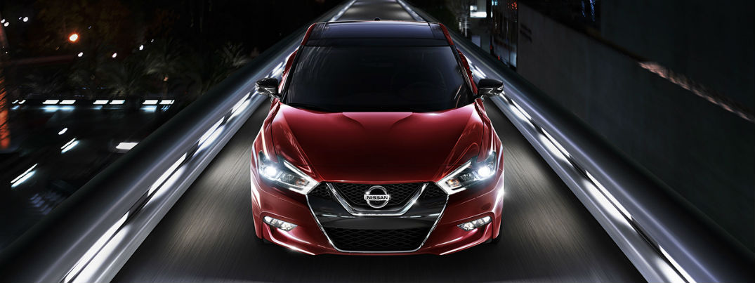 Performance specs of new 2017 Nissan Maxima read more like that of a sports car
