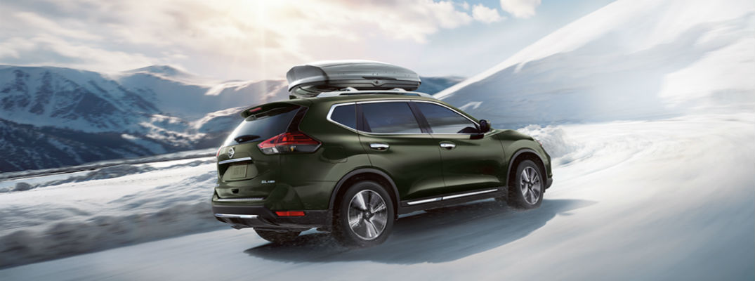 Versatility and capability give the 2017 Nissan Rogue the qualities you desire in a new crossover