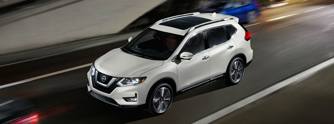 Impressive fuel efficiency and performance set 2017 Nissan Rogue apart from its competition