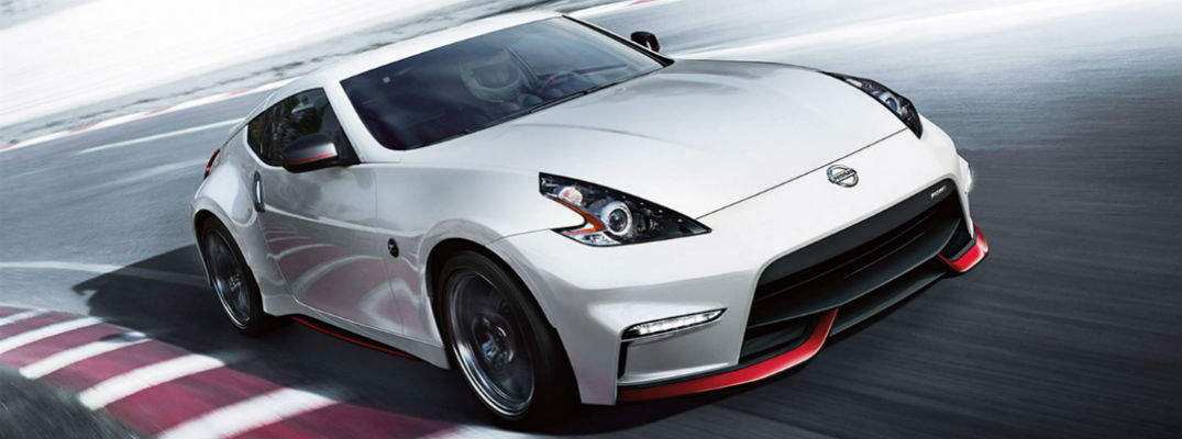 2017 Nissan 370Z Technology Features
