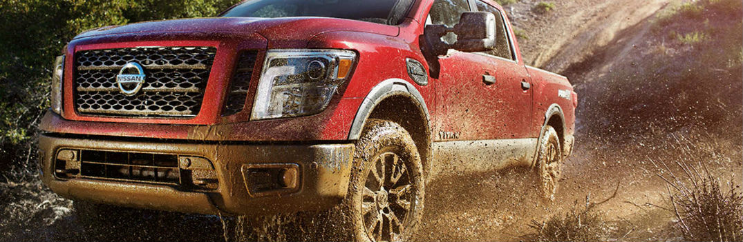 Capability of the Nissan Titan highlighted in 6 Instagram photos