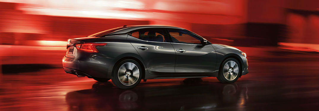 Top safety rating of 2017 Nissan Maxima gives passengers incredible protection