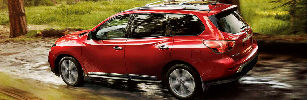 Innovative technology features and comfort options offered in 2017 Nissan Pathfinder