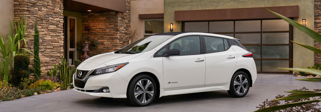 New Nissan LEAF Promises Style, Intelligence and Thrill