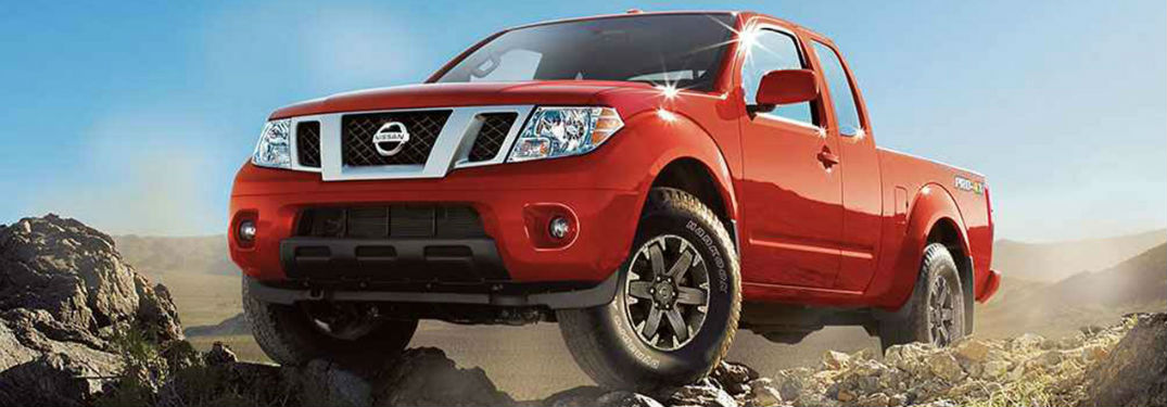 Nissan Frontier shows off its power and capability in 6 Instagram photos