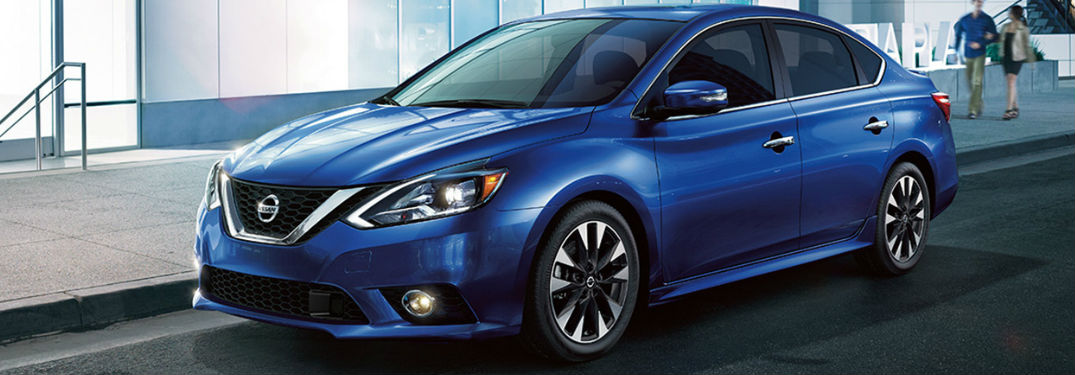 Impressive performance specs of 2018 Nissan Sentra help make it a top pick for new compact sedan