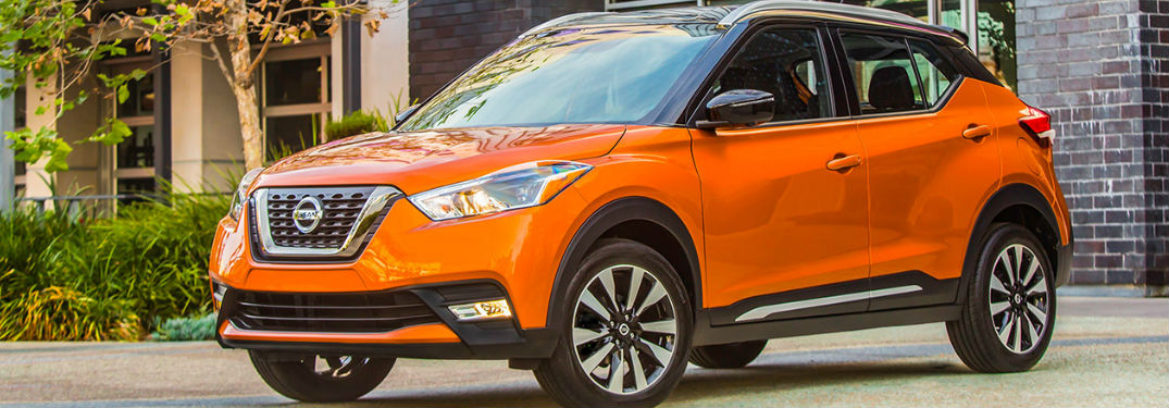 2018 Nissan Kicks gives drivers the perfect amount of cargo and passenger space for a fun-filled weekend adventure