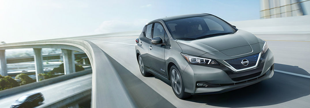 Long list of innovative high-tech safety features delivers incredible passenger protection in new 2018 Nissan LEAF