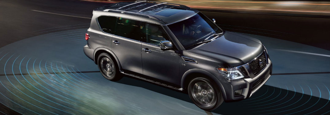 2018 Nissan Armada delivers perfect combination of power and fuel efficiency