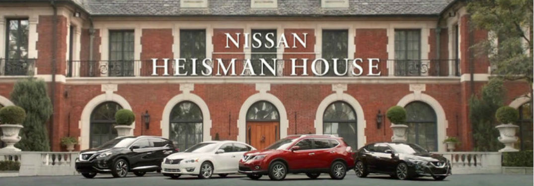 Top 6 Nissan Heisman House Videos on Instagram that highlight the 8-year campaign