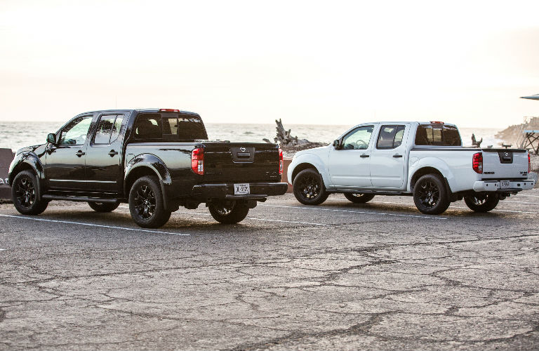 2019 Nissan Frontier Towing Features And Capability Nissan Of