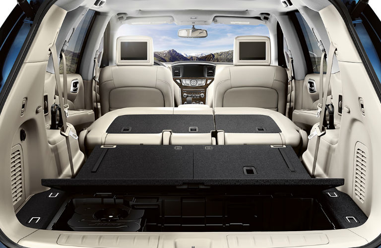 How Much Passenger and Cargo Space Does the 2019 Nissan ...