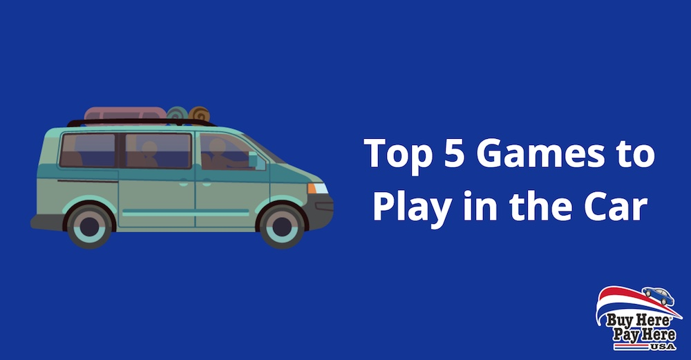 top 5 games to play in the car during holiday road trips. Black Bedroom Furniture Sets. Home Design Ideas