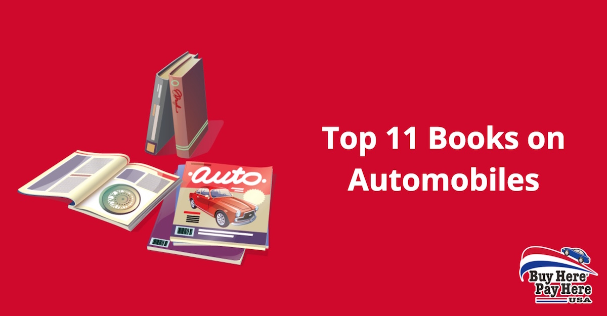 best nonfiction and fiction books on automobiles - maintenance and repair