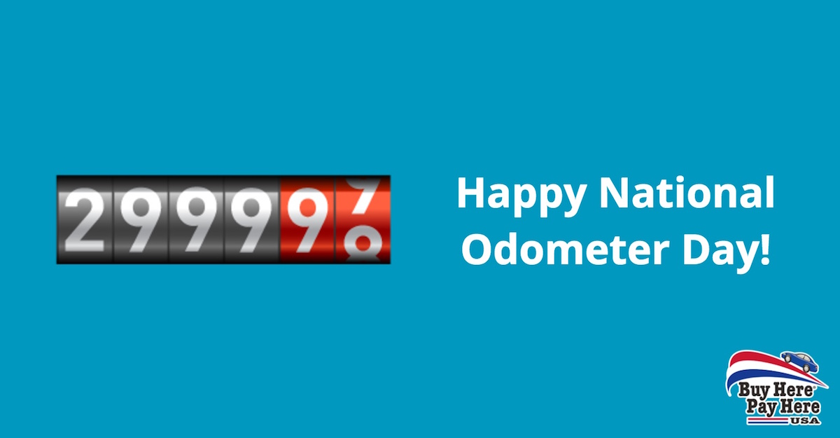 National Odometer Day - How Odometers Work and How to Keep Them Going