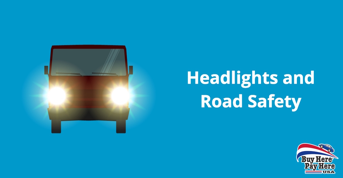 vehicle headlights, laws, and road safety