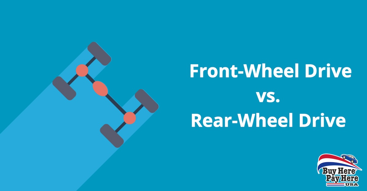 Front-Wheel Drive (FWD) vs Rear-Wheel Drive (RWD) - Pros and Cons