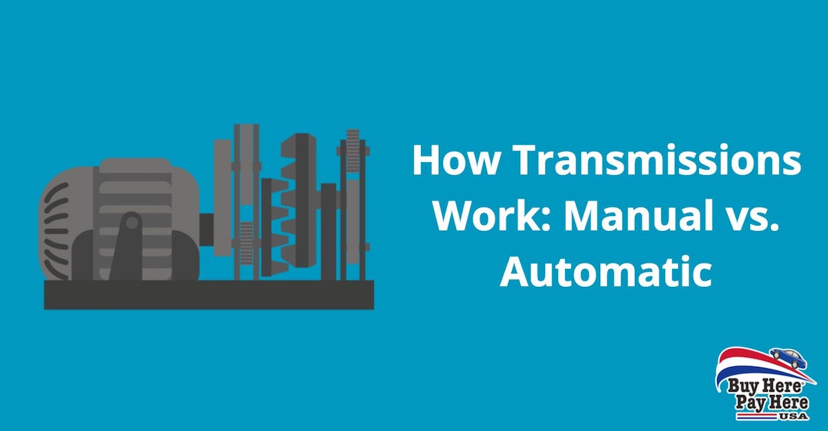 How Transmissions Work 101 - Manual vs Automatic Transmissions