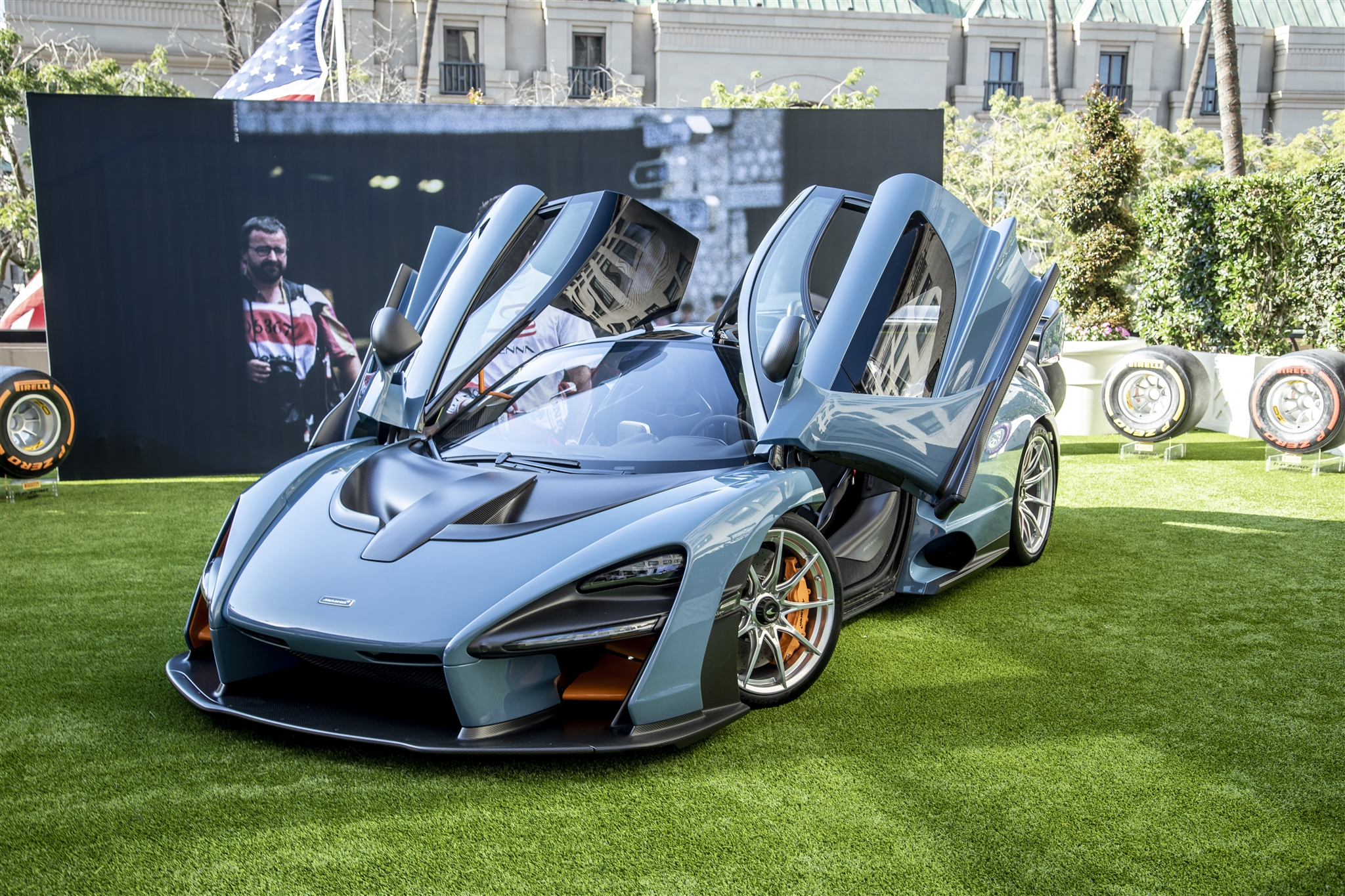 RODEO DRIVE CONCOURS D'ELEGANCE - O'GARA BEVERLY HILLS