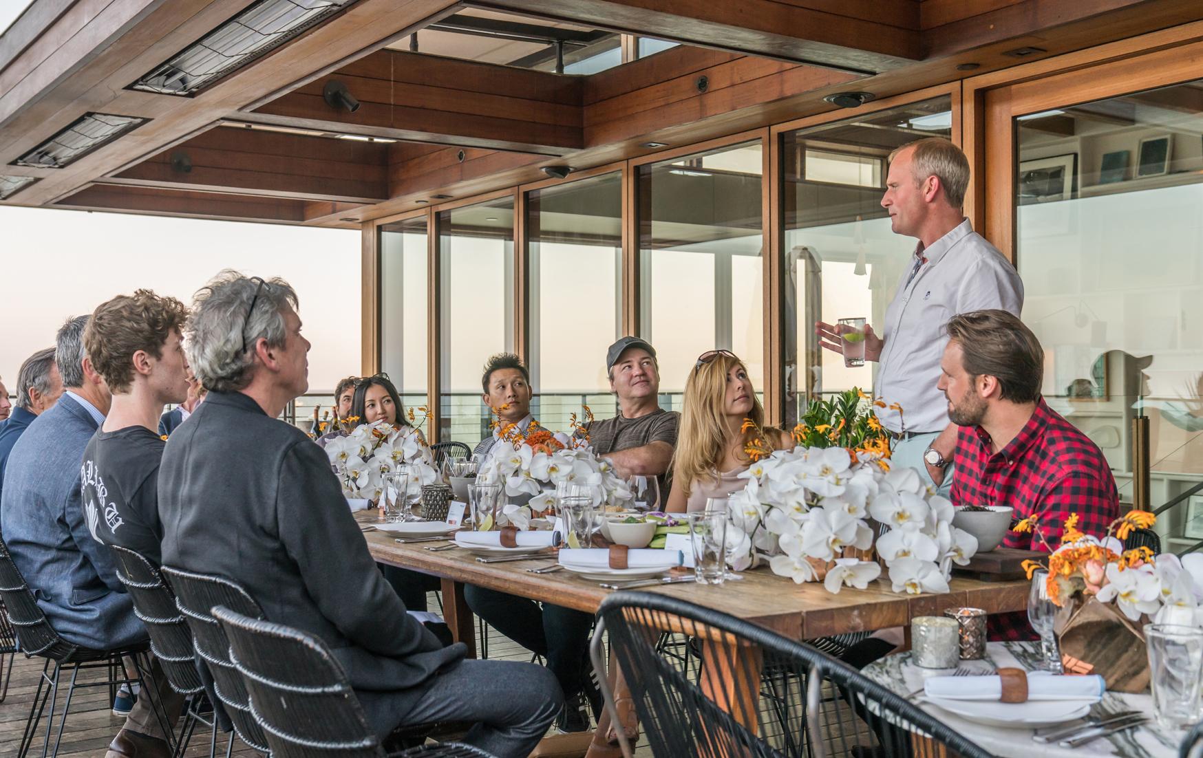 DINNER WITH MCLAREN CEO & MSO - MCLAREN BEVERLY HILLS