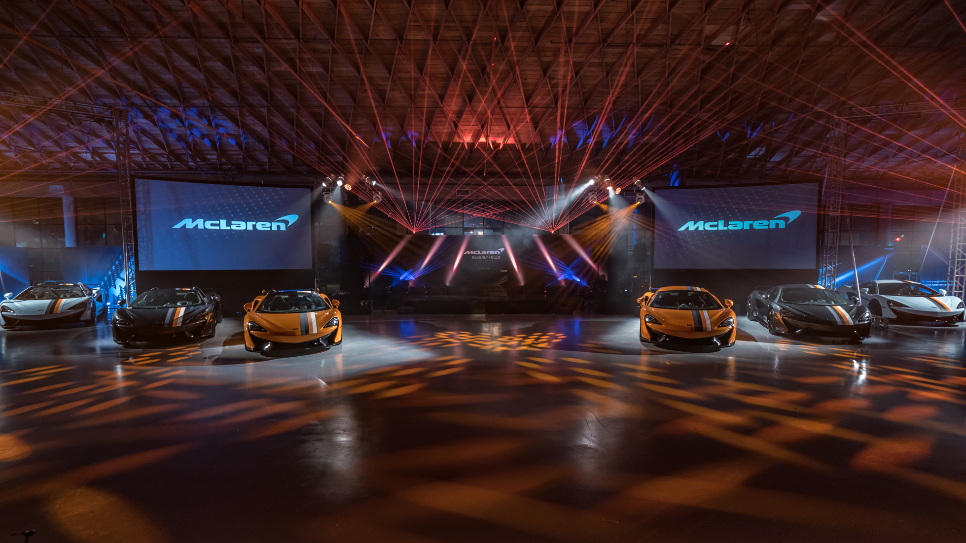 AN EVENING WITH MSO - MCLAREN BEVERLY HILLS