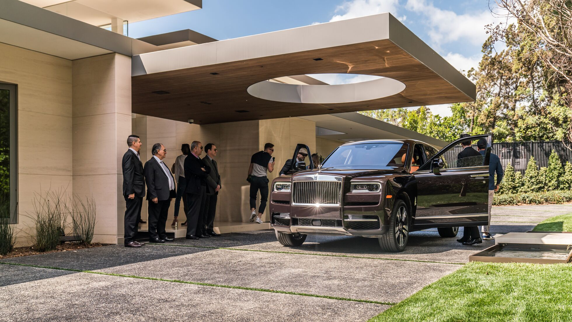 Baja Meets Beverly: An Afternoon with Rolls-Royce Beverly Hills and One&Only Palmilla