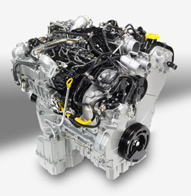 Grand Cherokee Diesel Engine