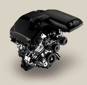 Pentastar Engine Earns Wards Top 10 List for 3rd Consecutive Year