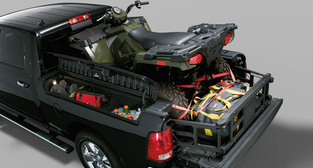 Ram 1500 Cargo Management Features