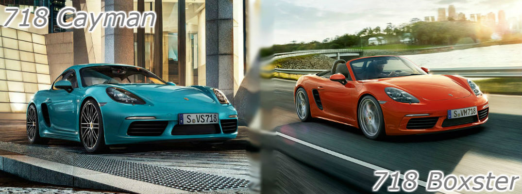 Should You Go Cayman or Boxster?