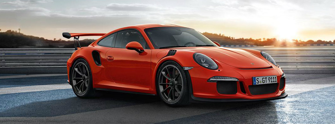 Certified Pre Owned >> 2017 Porsche 911 GT3 RS Specs and Features