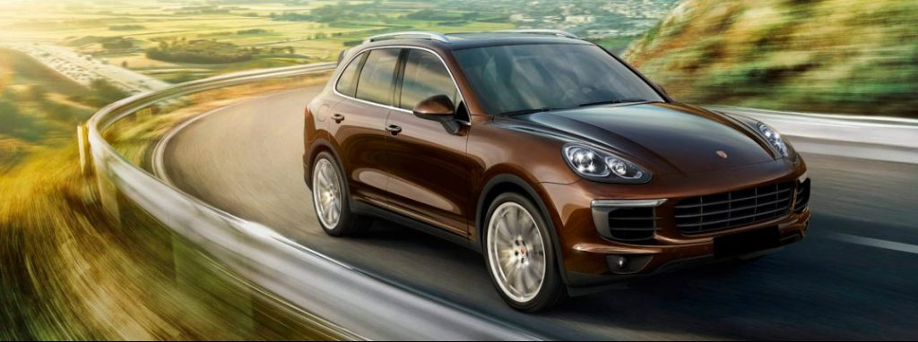 Certified Pre Owned BMW >> 2017 Porsche Cayenne exterior color options