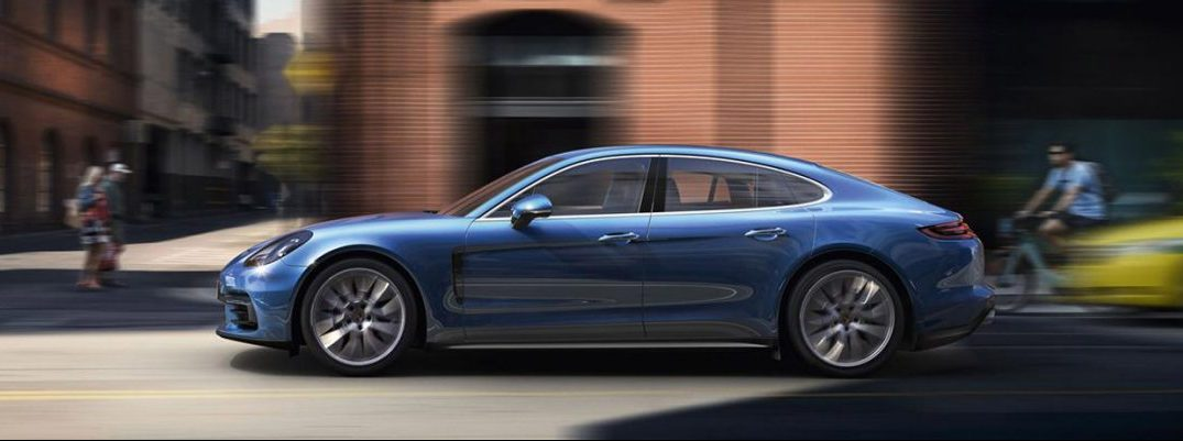 Which Panamera engine has the most horsepower?