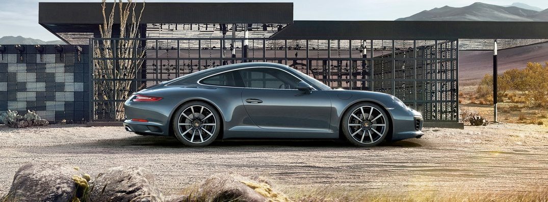 which of the 2017 porsche 911 models is the fastest?