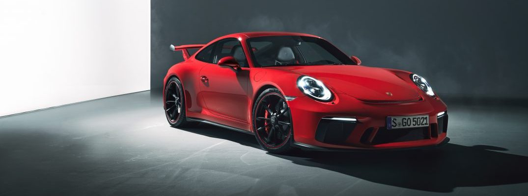 2018 Porsche 911 GT3 Engine Specs and Performance