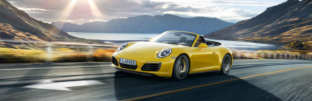 Take comfort and performance to the next level in the Porsche 911