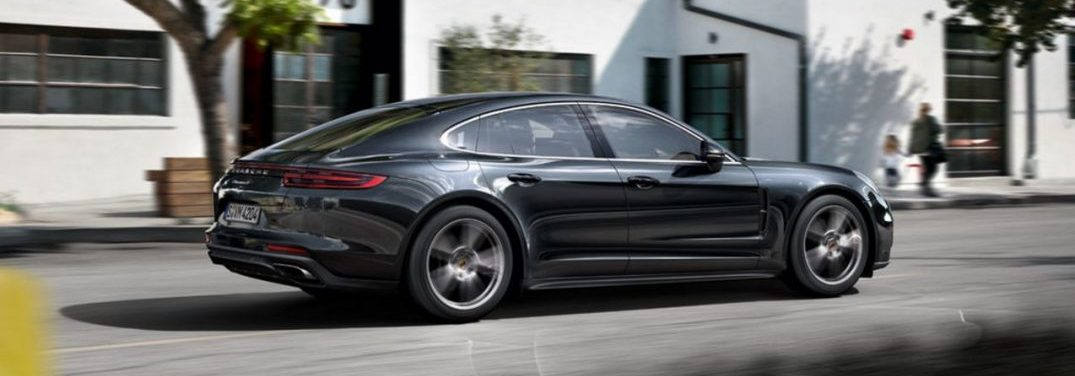 What Are The 2018 Porsche Panamera Color Options
