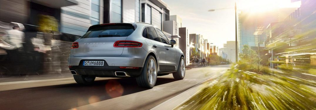 What are the Different Macan Models?