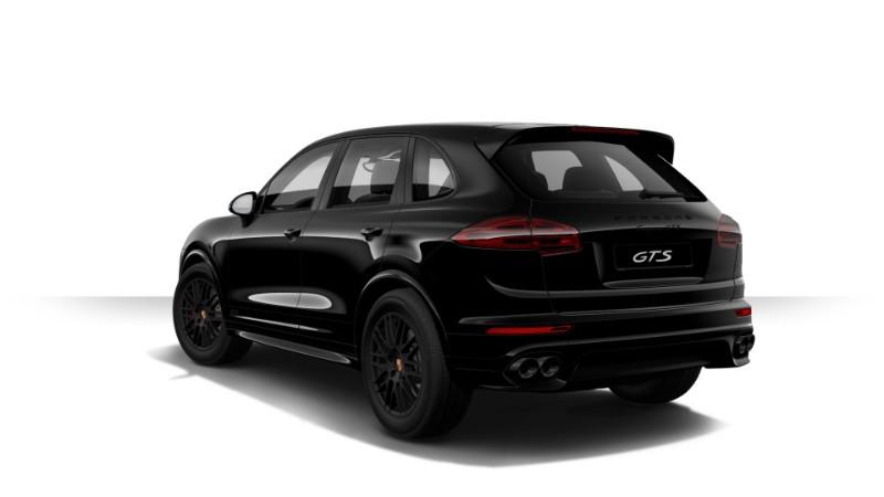 2018 Porsche Cayenne Gts Exterior Color Options