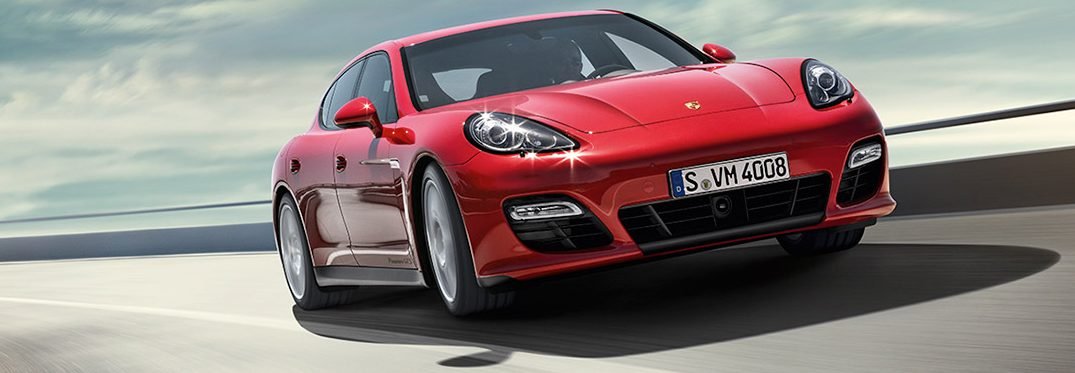 2018 Porsche Panamera Top Speed and Acceleration